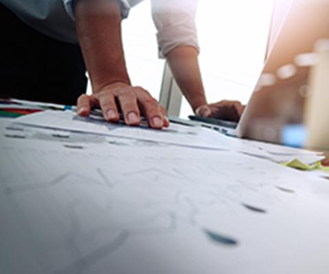 プロジェクトマネージメントの実績の画像が表示されています。